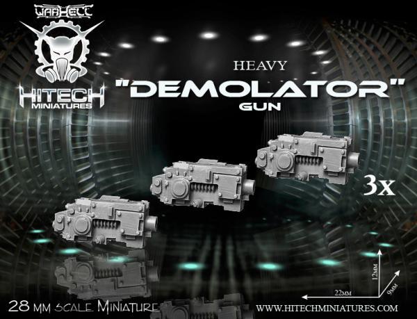 Heavy DEMOLATOR Gun (3)
