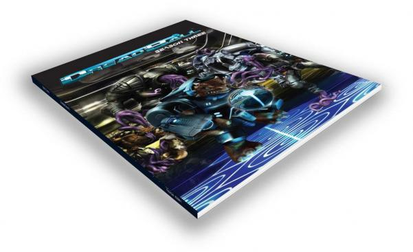 DreadBall: Season 3 Rulebook
