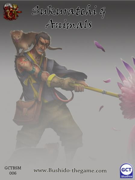 Bushido Miniatures: (Silvermoon Trade Syndicate) Sukuratchi & Animals