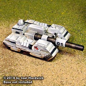 Aithon Assault Transport (TRO Prototypes)