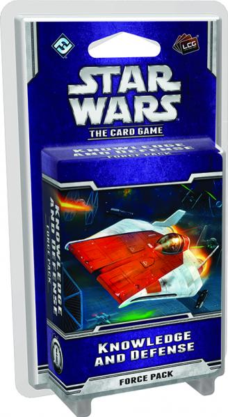 Star Wars LCG: Knowledge and Defense Force Pack