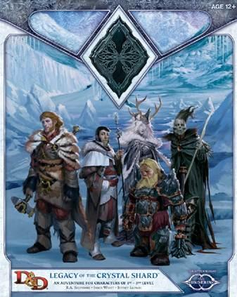 Dungeons & Dragons: Legacy of the Crystal Shard