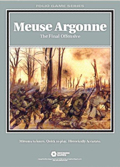 Folio Game Series: Meuse Argonne