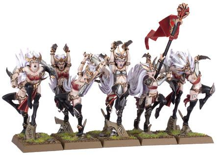 Age of Sigmar: Daughters of Khaine Witch Aelves