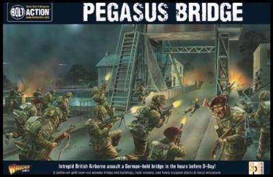 Bolt Action: Pegasus Bridge (2nd Edition)