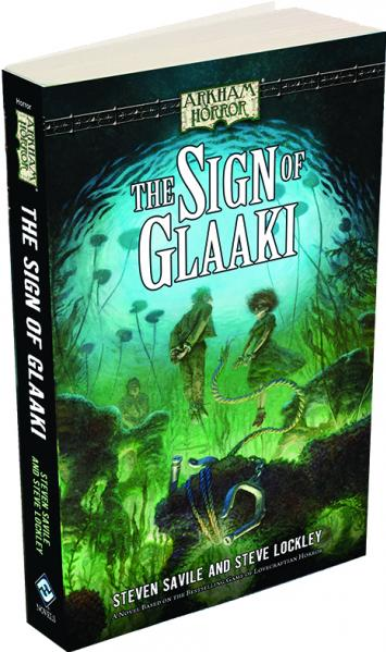Arkham Horror: The Sign of Glaaki [Novel]