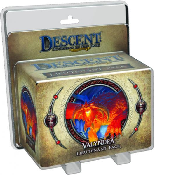 Descent: Valyndra Lieutenant Pack