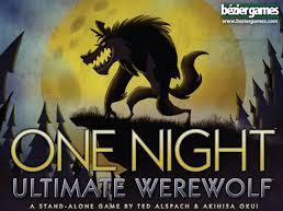 One Night Ultimate Werewolf: Core Game