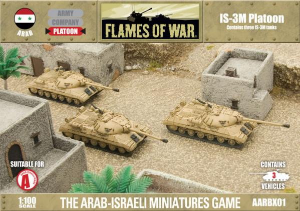 Flames Of War (Arab/Israeli War): (Arab) IS-3M
