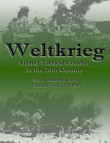 Weltkrieg: Main Rulebook