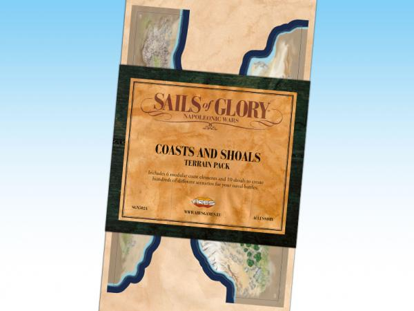 (Terrain Pack) Coasts & Shoals