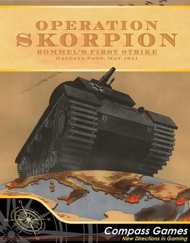 Operation Skorpion: Rommel's First Strike (Halfaya Pass, May 1941)