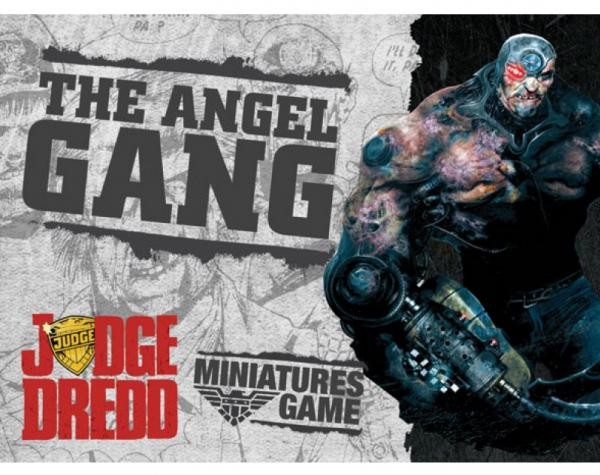 Judge Dredd: The Angel Gang