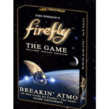 Firefly Expansion: Breakin' Atmo