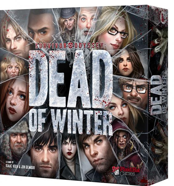 Dead of Winter: Core Game
