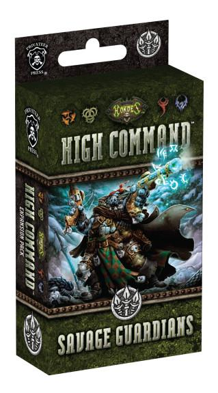 Hordes High Command Expansion: Savage Guardians