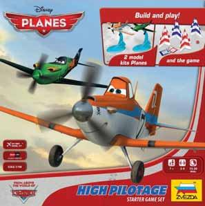 Planes - High Pilotage: Starter Game Set