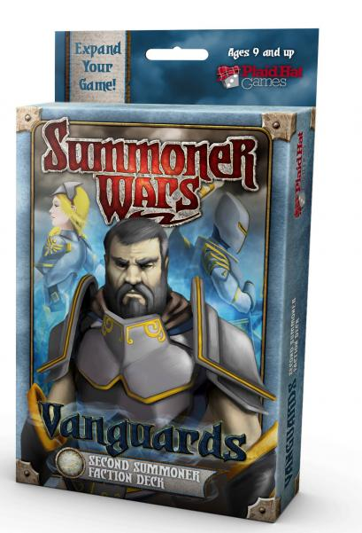 Summoner Wars: Vanguards Second Summoner Card Deck