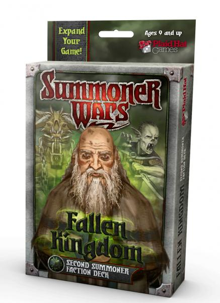 Summoner Wars: Fallen Kingdom Second Summoner Card Deck