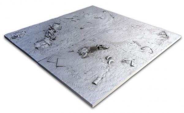 Tablescapes Tiles: Scrap Yard, Display Board