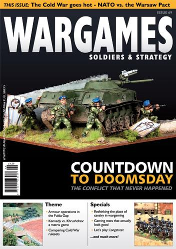 Wargames, Soldiers & Strategy Magazine Issue #69