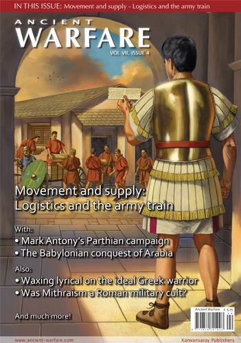 Ancient Warfare: Volume 7, Issue #4
