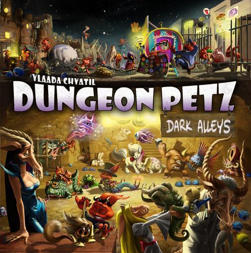 Dungeon Petz: Dark Alleys Expansion