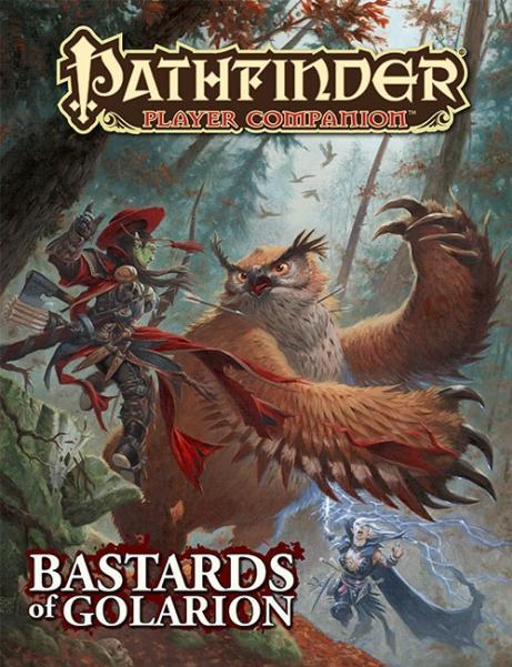 Pathfinder RPG - Player Companion: Bastards of Golarion