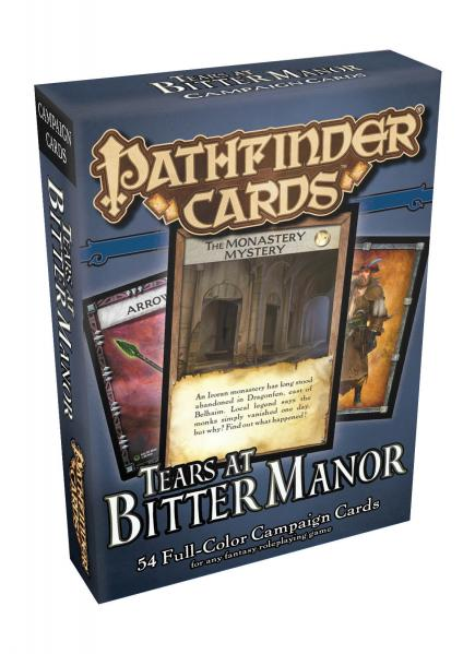 (Campaign Cards) Tears At Bitter Manor