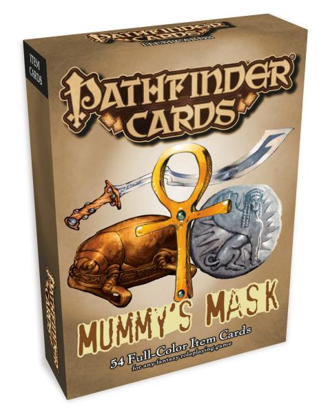 (Item Cards) Mummy's Mask Deck