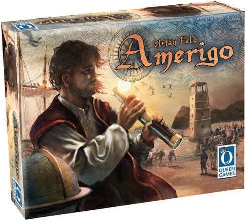 Amerigo: Sail the seas, develop the land and discover a new world!