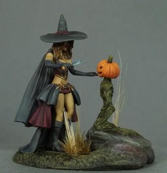 Visions In Fantasy: Witch w/Minion