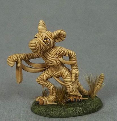 Critter Kingdoms: Mouse Mummy