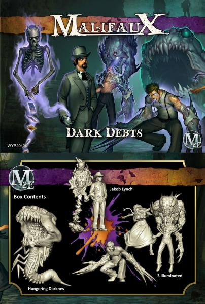 Malifaux: (The Neverborn) Dark Debts