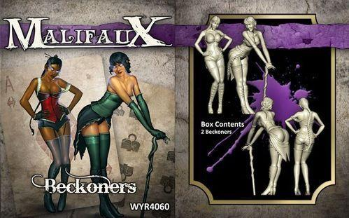 Malifaux: (The Neverborn) Beckoners