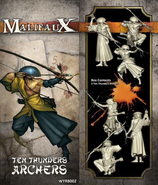 (Ten Thunders) Archers