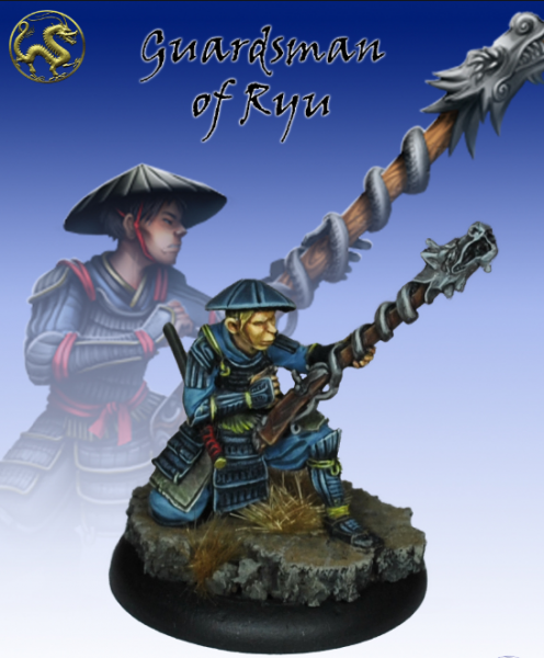 Bushido, Risen Sun: (Prefecture Of Ryu) Guardsman of Ryu