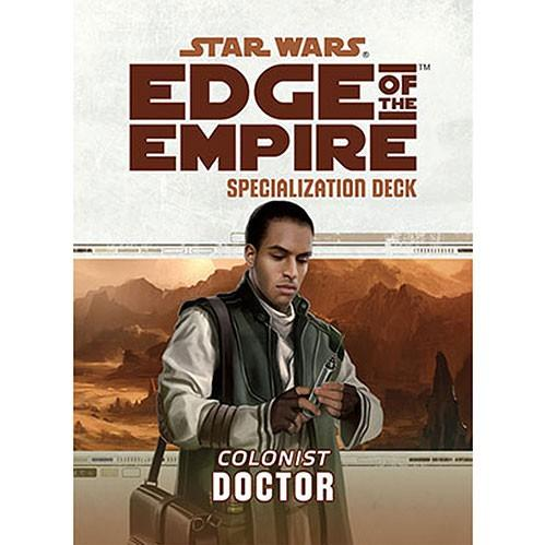 Edge of the Empire RPG: Specialization Deck - Doctor
