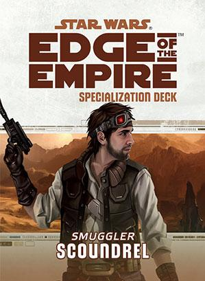 Edge of the Empire RPG: Specialization Deck - Scoundrel