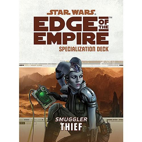 Edge of the Empire RPG: Specialization Deck - Thief