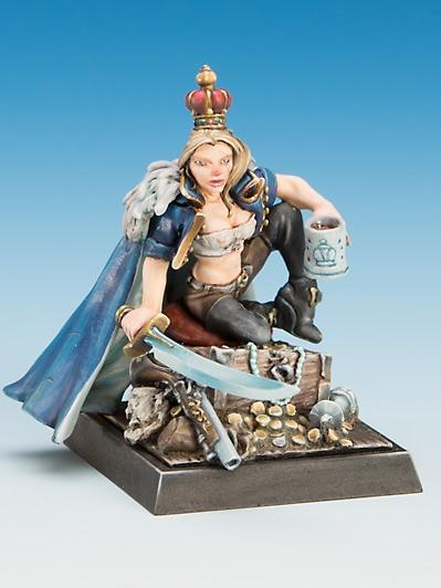 Freebooter Miniatures: Blanche Pascal