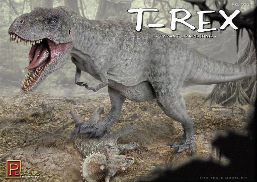 1/32 Scale: T-Rex