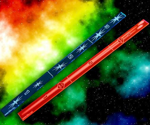 Space Wing, Range Fire Gauge Set (2)