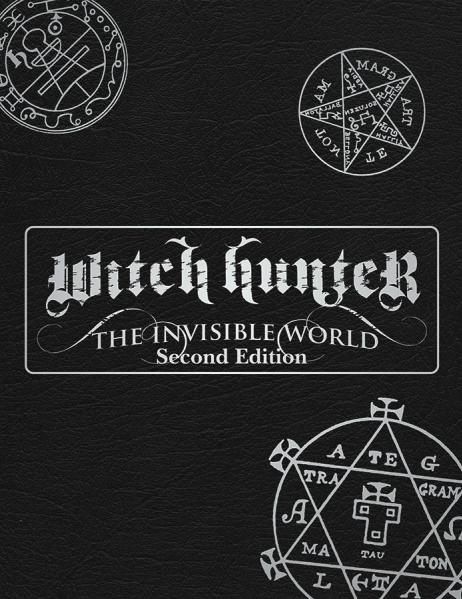 Witch Hunter RPG: The Invisible World Second Edition