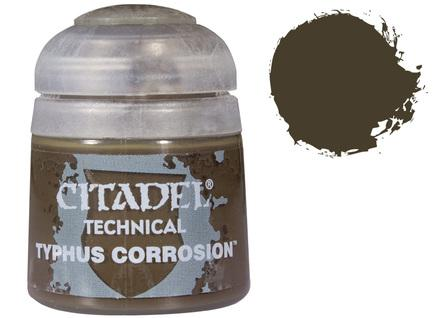 Citadel Technical Paints: Typhus Corrosion