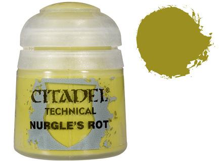 Citadel Technical Paints: Nurgles Rot