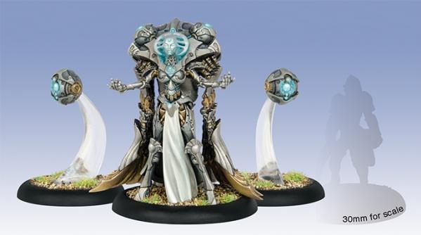 (Convergence Of Cyriss) Iron Mother Directrix & Exponent Servitors