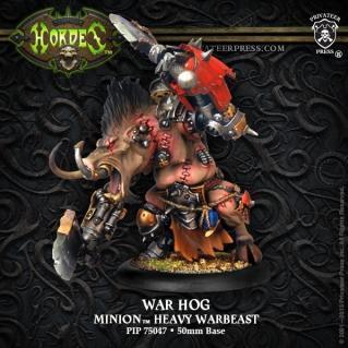 (Minions) War Hog Heavy Warbeast