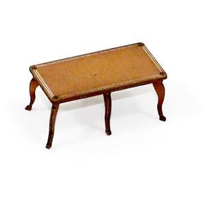 28mm Furniture: Light Wood Table (A)