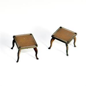 28mm Furniture: Light Wood Table (B)